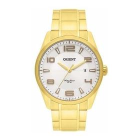 Relógio Orient Masculino Analogico Mgss1131 S2kx