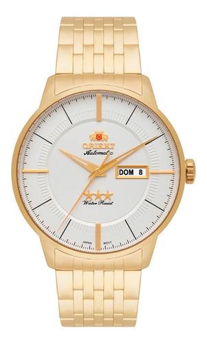 relógio orient masculino automatic - 469gp061