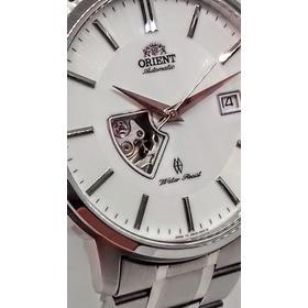 Relógio Orient Masculino Automatic Wr Saphire Crystal Janela
