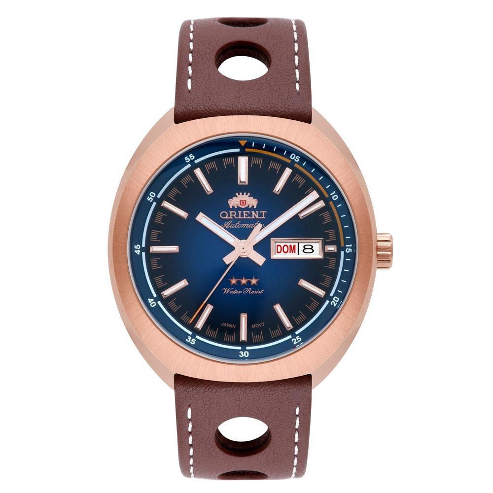 f5521637cde relógio orient masculino automático 3 estrelas 469rp082 d1mb. Carregando  zoom.
