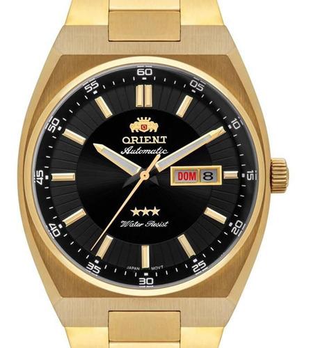 relógio orient masculino automático 469gp087 p1kx