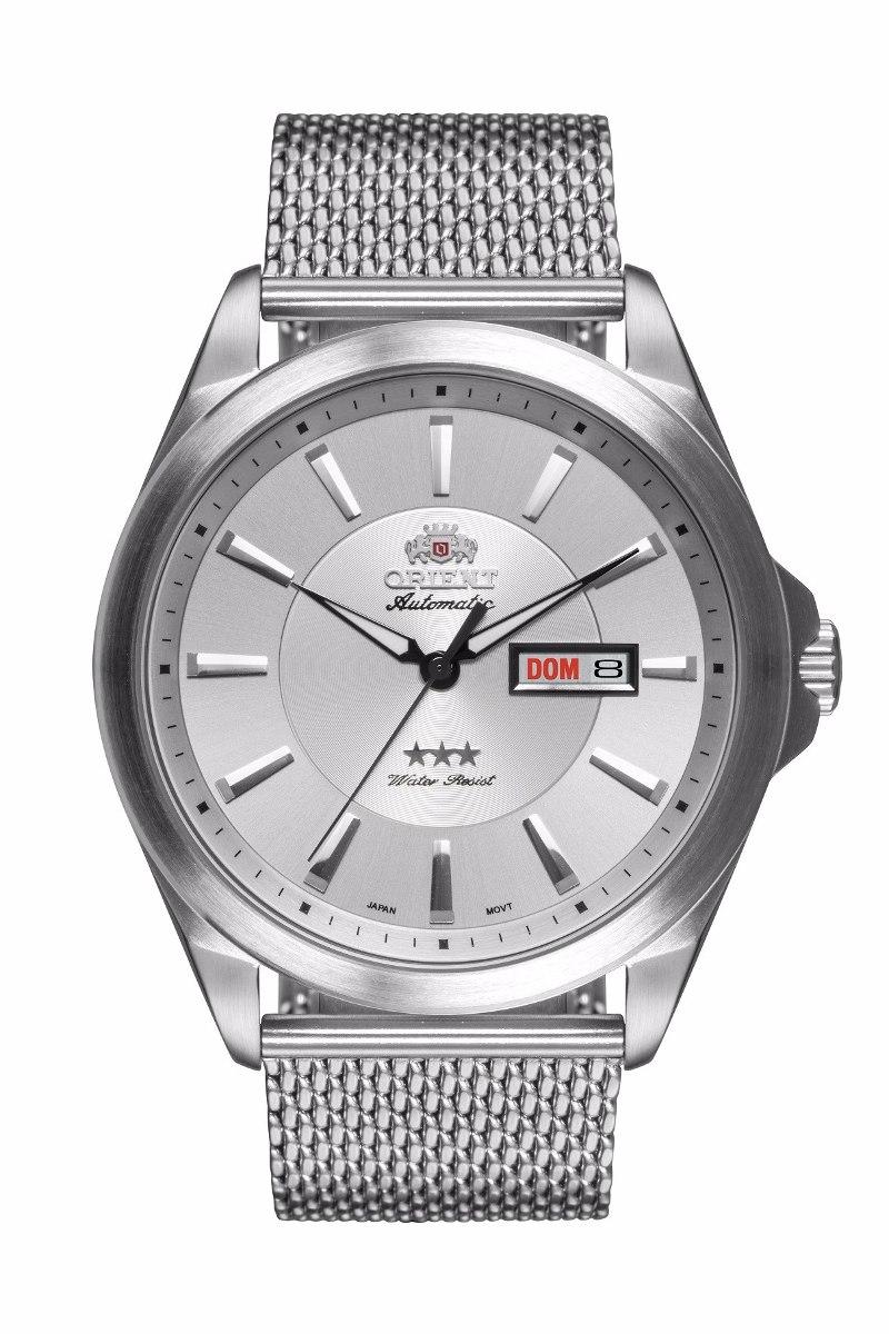 6a9f735d06a relógio orient masculino automático 469ss056 s1sx oferta. Carregando zoom.