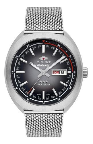 relógio orient masculino automatico 469ss082 g1sx esteira