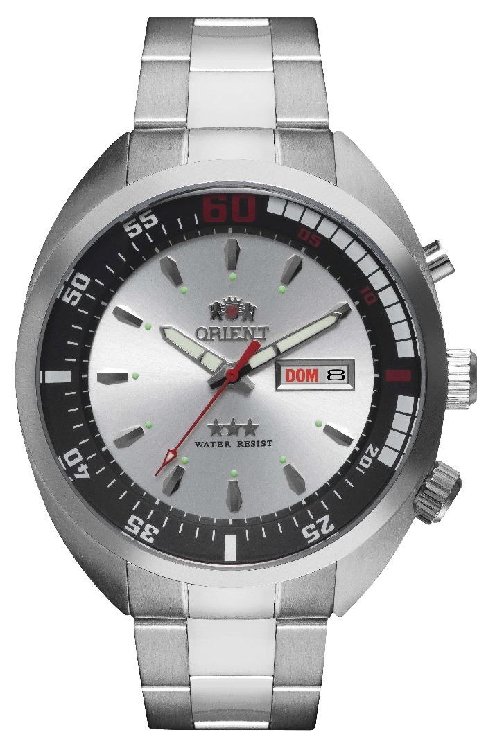 e8fc9d05484 Relógio Orient Masculino Automático - R  820