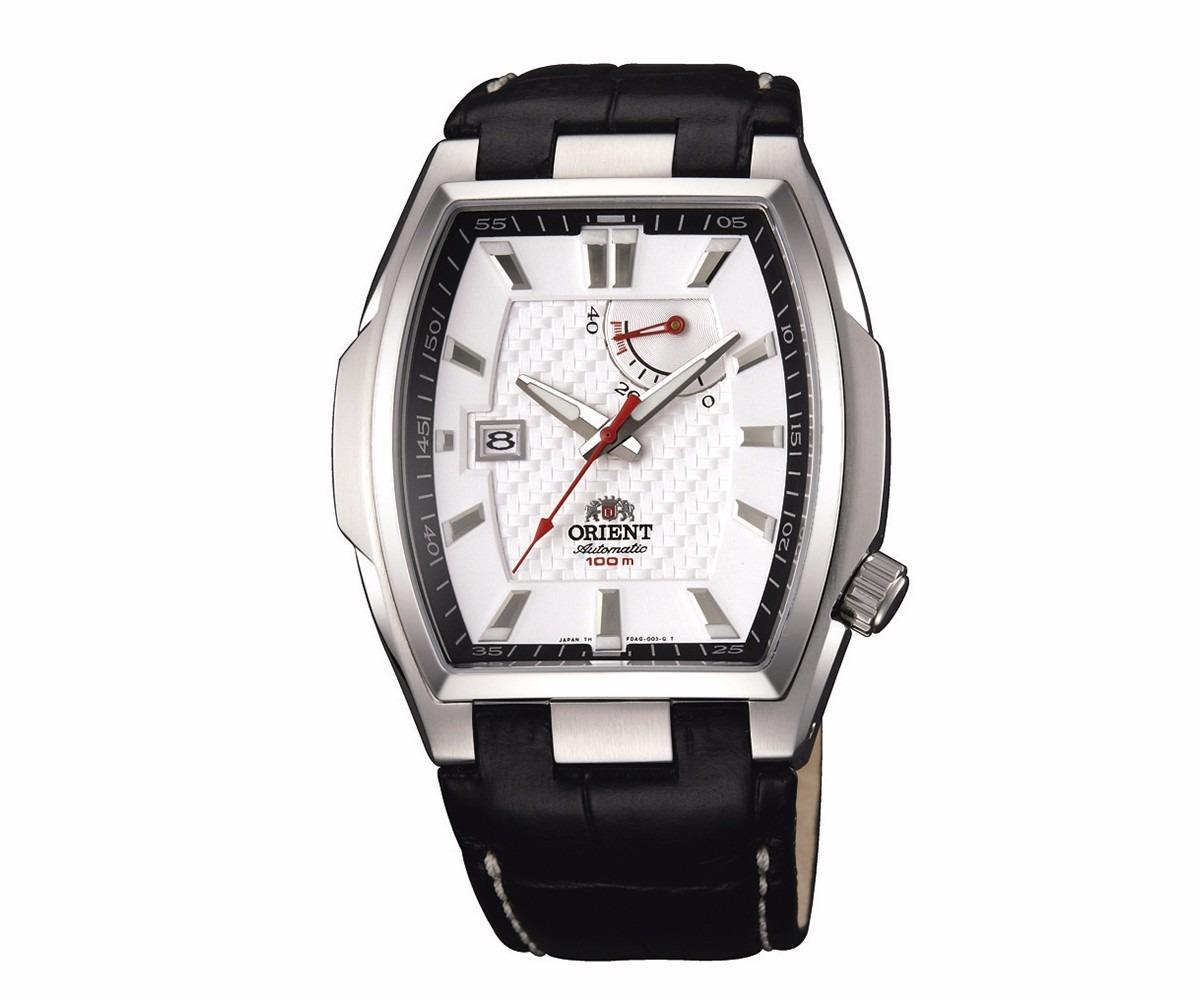 0b8424b8c relógio orient masculino automático fdag006w s1px classic. Carregando zoom.
