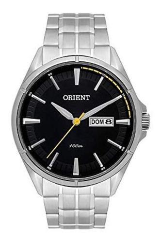 relógio orient masculino clássico original mbss2024 p1sx