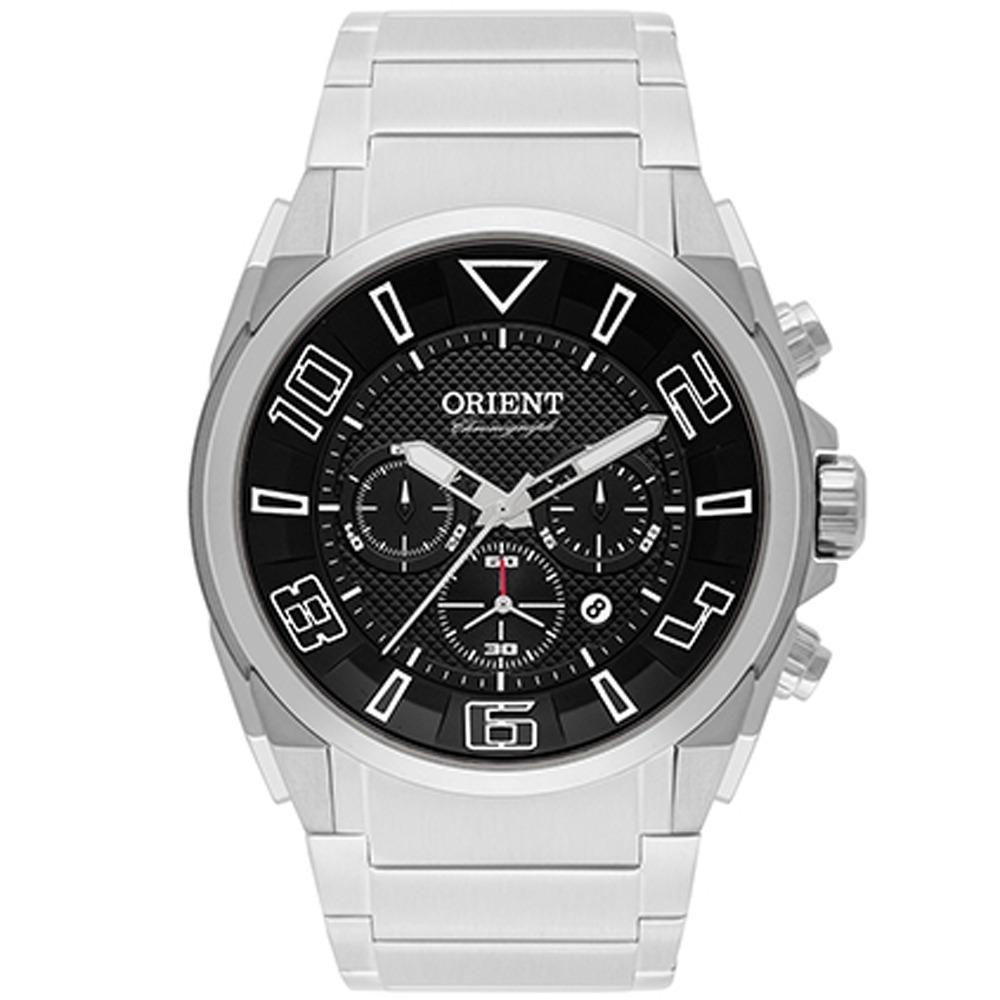 f23e90b5c87 Relógio Orient Masculino Cronógrafo Analógico Mbssc170 P2sx - R  599 ...