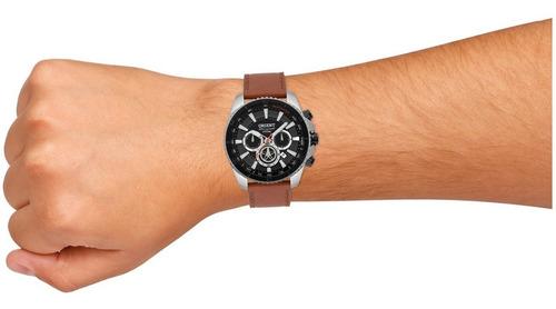 relógio orient masculino cronógrafo mbscc048 p1nx
