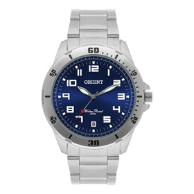Relógio Orient Masculino Mbss1155a D2sx Azul Oferta Analogo