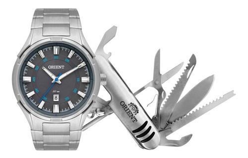 relógio orient masculino mbss1348 kw83g1sx