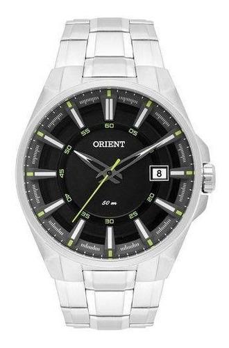 relógio orient masculino ref: mbss1313 pfsx casual