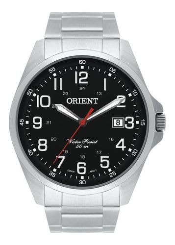 relógio orient masculino sport mbss1171 p2sx preto lançament