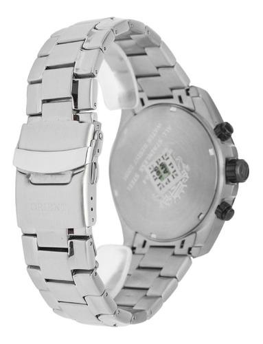 relógio orient masculino sport original c/ nf mbssc164 g2sx