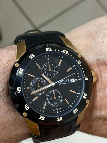 relógio orient peça de colecionador sem caixa sem manual