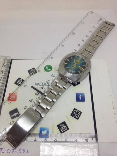 relógio orient t07351 masculino automático webclock