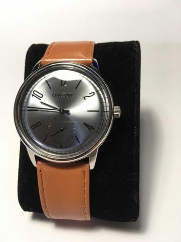 relógio orient vintage, small secund