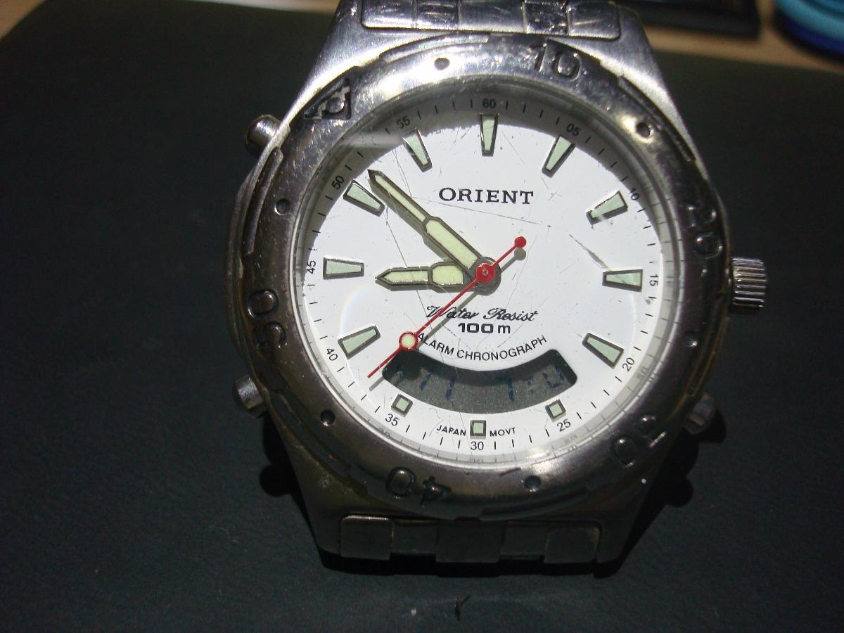 450c997dfb5 relógio orient zfm 195. Carregando zoom.