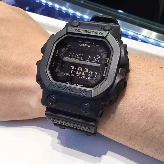 8543b000a Relógio Original Casio G-shock Gx-56bb-1dr Tough Solar Gx56 - R  615 ...
