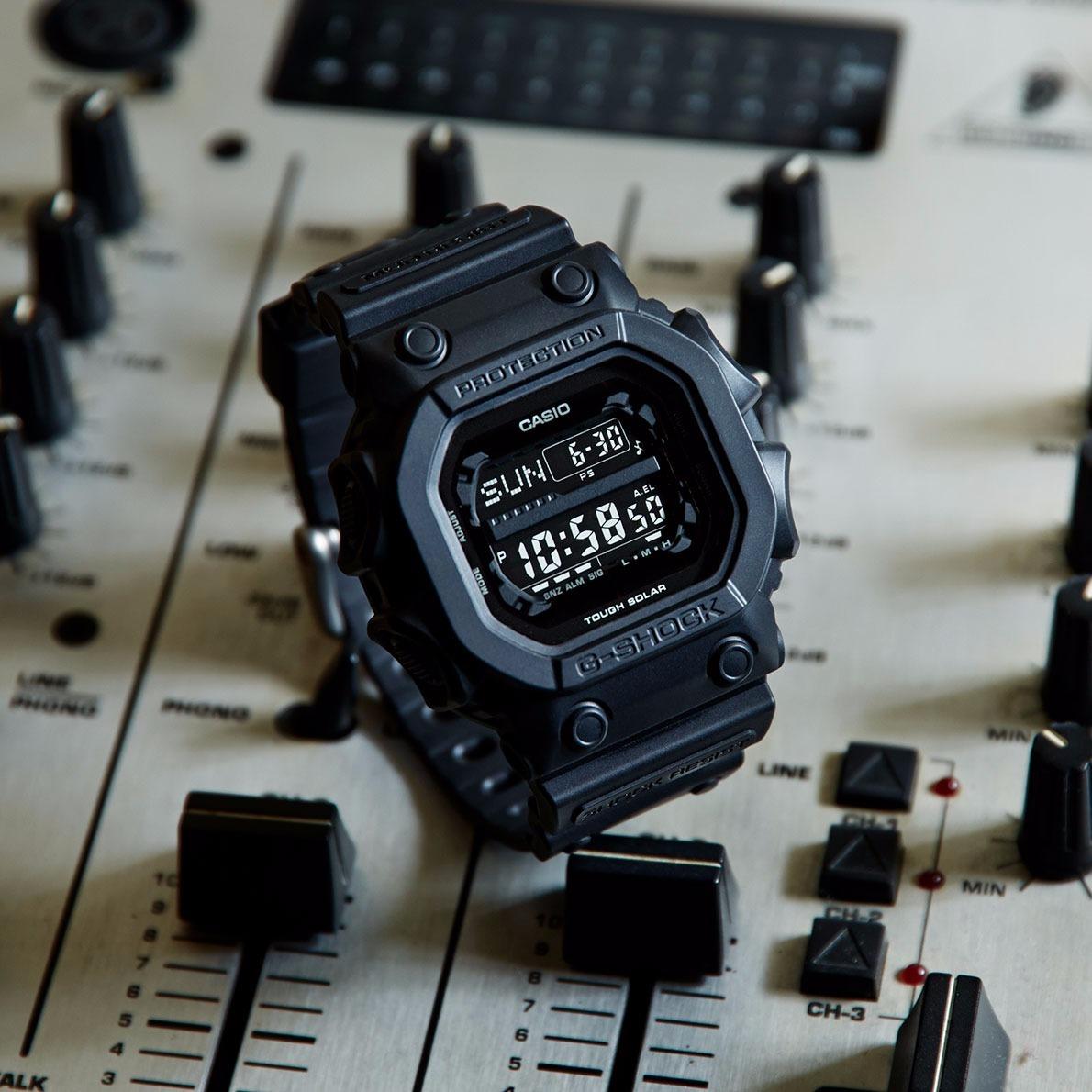 d78bfbe2d99 Relógio Original Casio G-shock Gx56 Energia Solar Gx-56bb - R  687 ...