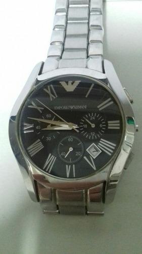 relógio original empório armani  ar 0673 sem a coroa .
