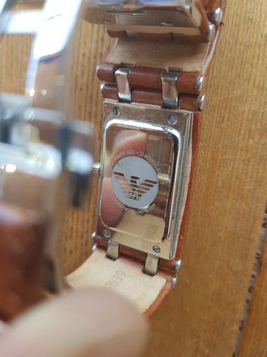 relógio original emporio armani - modelo ar-5499