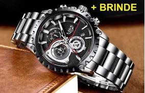 2e2a8be88 Noovo - Relógio para Masculino Lige em Criciúma no Mercado Livre Brasil