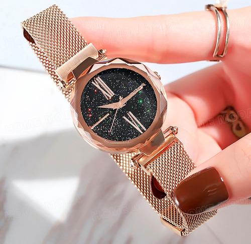 relógio original importado feminino elegante luxo