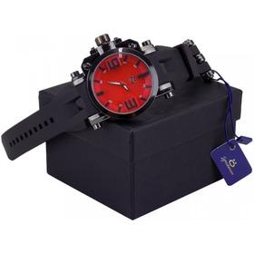 Relógio Original Masculino Preto Frete Grátis