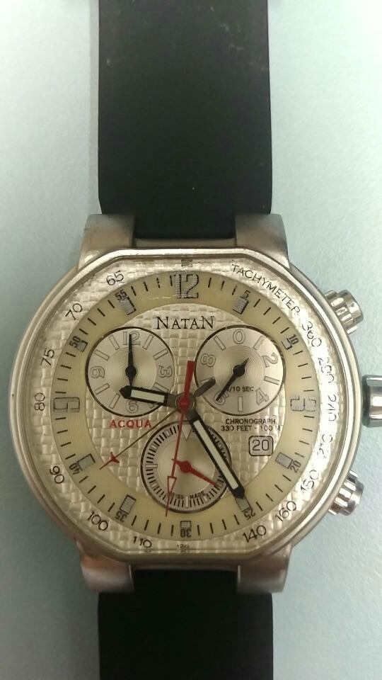 a0159874f59 Relogio Original Natan - R  550