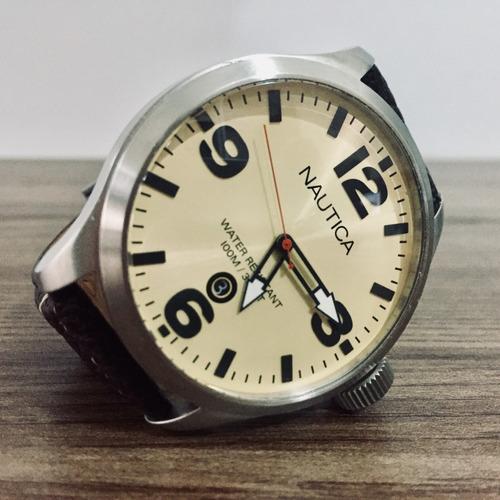 relógio original nautica a12564g