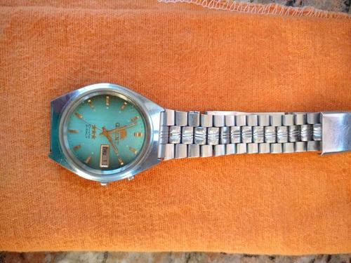 relógio original orient automatico masculino - usado