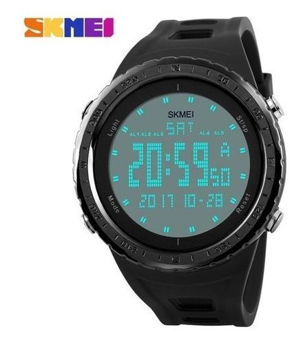 relógio original skmei 1246 digital esportivo prova d´água