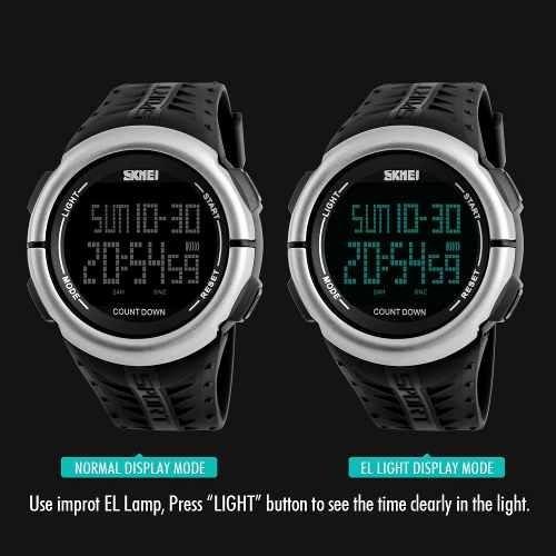relógio original skmei modelo 1286