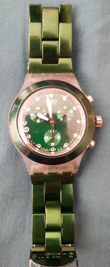 4c5e0ab3c55 Relogio Original Swatch - R  300