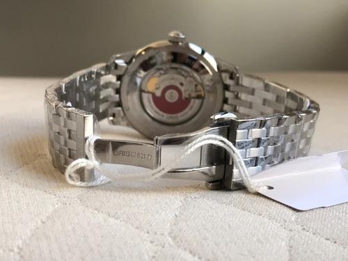 relógio oris artelier regulator automatic 74976674051mb