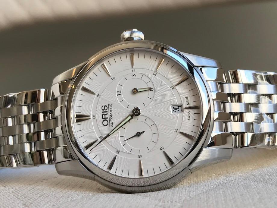 9aa3776954f relógio oris artelier regulator automatic 74976674051mb. Carregando zoom.
