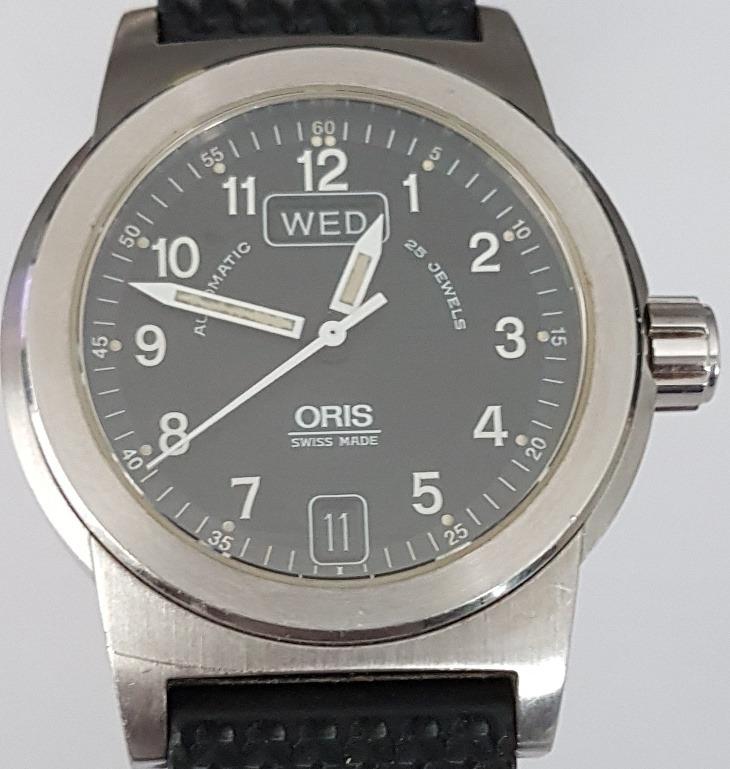 1cc8c2e7bb1 Relógio Oris Big Crown - R  1.820