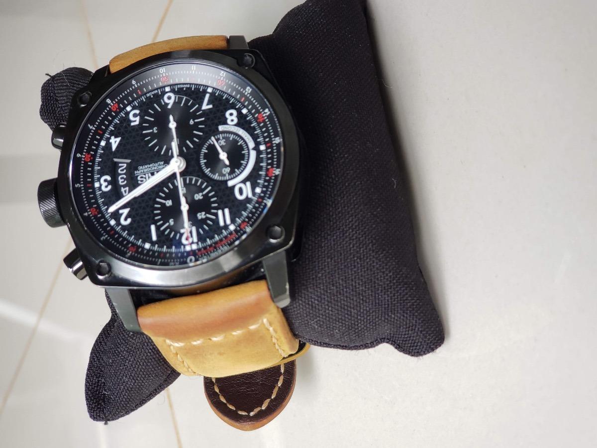 ed55aa847b5 relógio oris original. Carregando zoom.