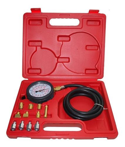 relógio p/ medir pressão de óleo com tabela de valor medidas