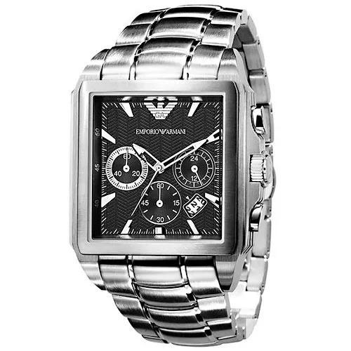 relógio pa0577 emporio armani ar0659 jogador kaká + garantia
