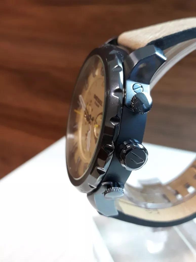 fd817285d98 Relógio Pa2280 Diesel Dz4354 Branco Caixa Manual Promocional - R  519