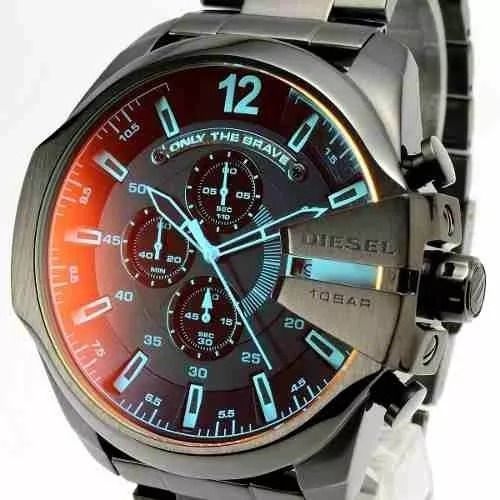 297b200adc3 Relógio Pa333 Diesel Dz4318 100% Original Com Caixa E Manual - R ...