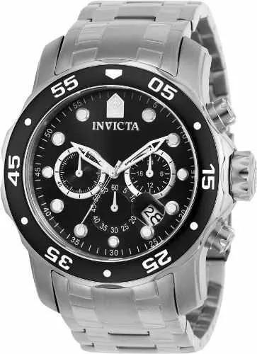 relógio pa3421 invicta pro diver 0069 original lindo + caixa