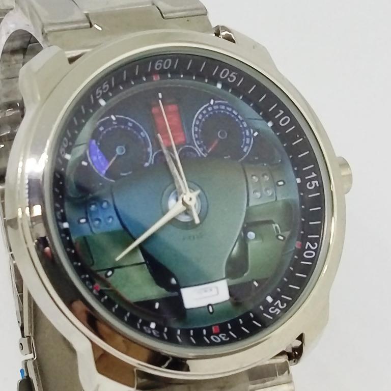 e8f81e8923f Relógio Painel De Golf Gti Mk5 - R  59