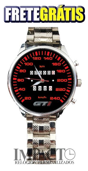 584cab06d70 Relógio Painel Gol Gti Cód.2905g Impacto Relógios - R  104