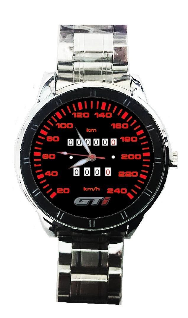 04baf46027c Relógio Painel Gol Gti Personalizado P1608g - R  79