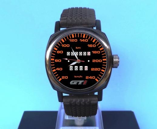 c577e02599b Relógio Painel Gti 5568g Impacto Relógios - R  74