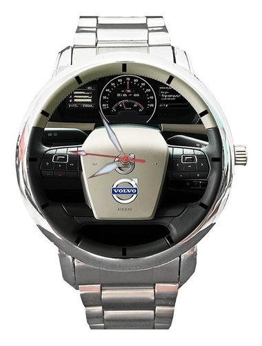 relógio painel volante volvo caminhão carga v60 v40 top