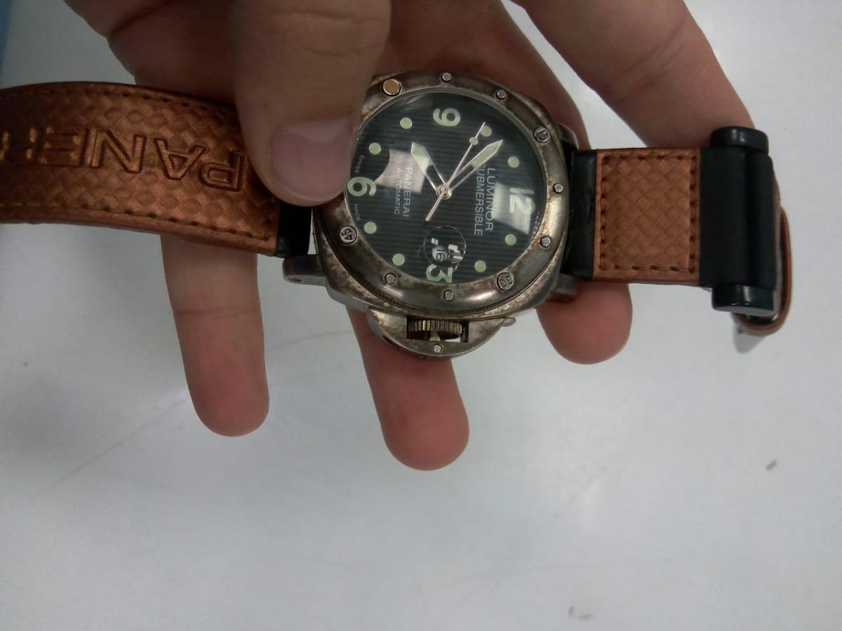 f05830c45ae Relógio Panerai Firenze 1860 Edição Limitada Joia Original ! - R ...