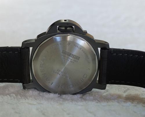 relógio panerai luminor  pam 0028 edição limitada
